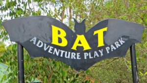 Bat Adventure Playground, Calamvale, Brisbane (Image credit: WeekendNotes.com)