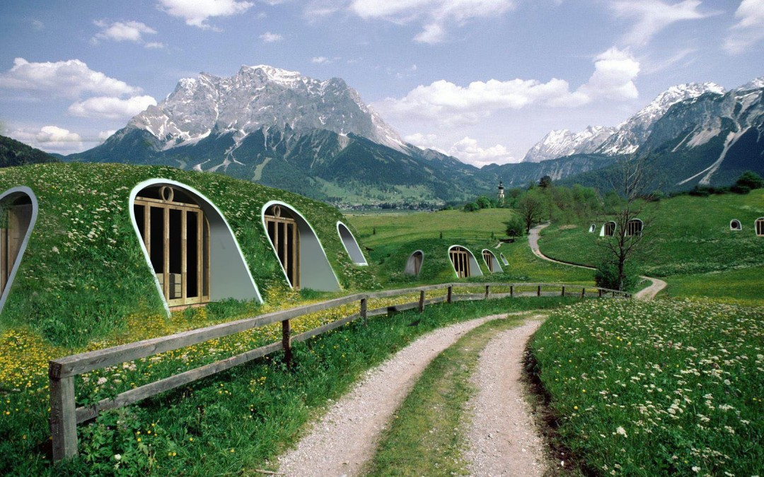 Green Magic Homes – Coolest thing since the lawn mower!