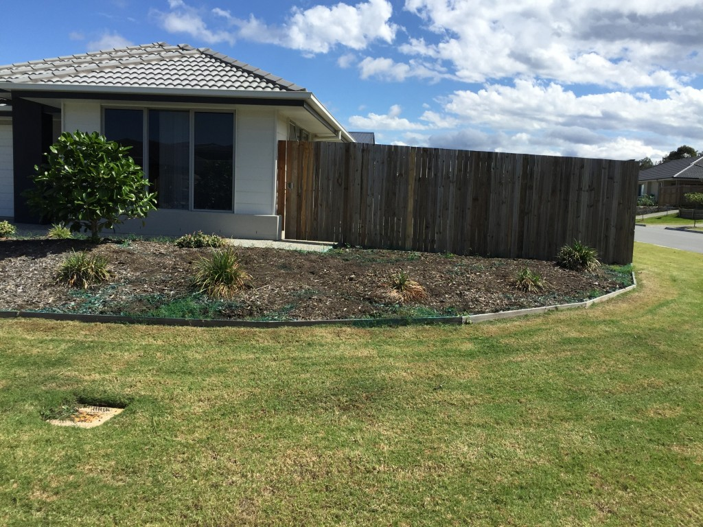 """""""After"""" photo - GreenSocks lawn mowing - Some ideas to put on my website for my mowing business © GreenSocks"""