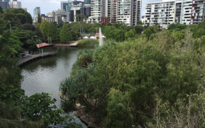 Been to Roma Street Parkland Brisbane?