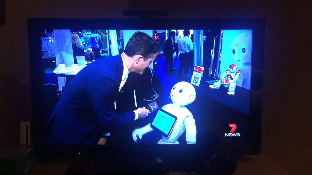 Technology at the Advance Queensland Innovation and Investment Summit Brisbane 2016