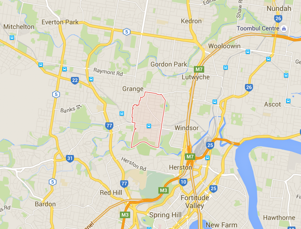Get your lawn mowed in Wilston - Just tell us where you are on the Google Map