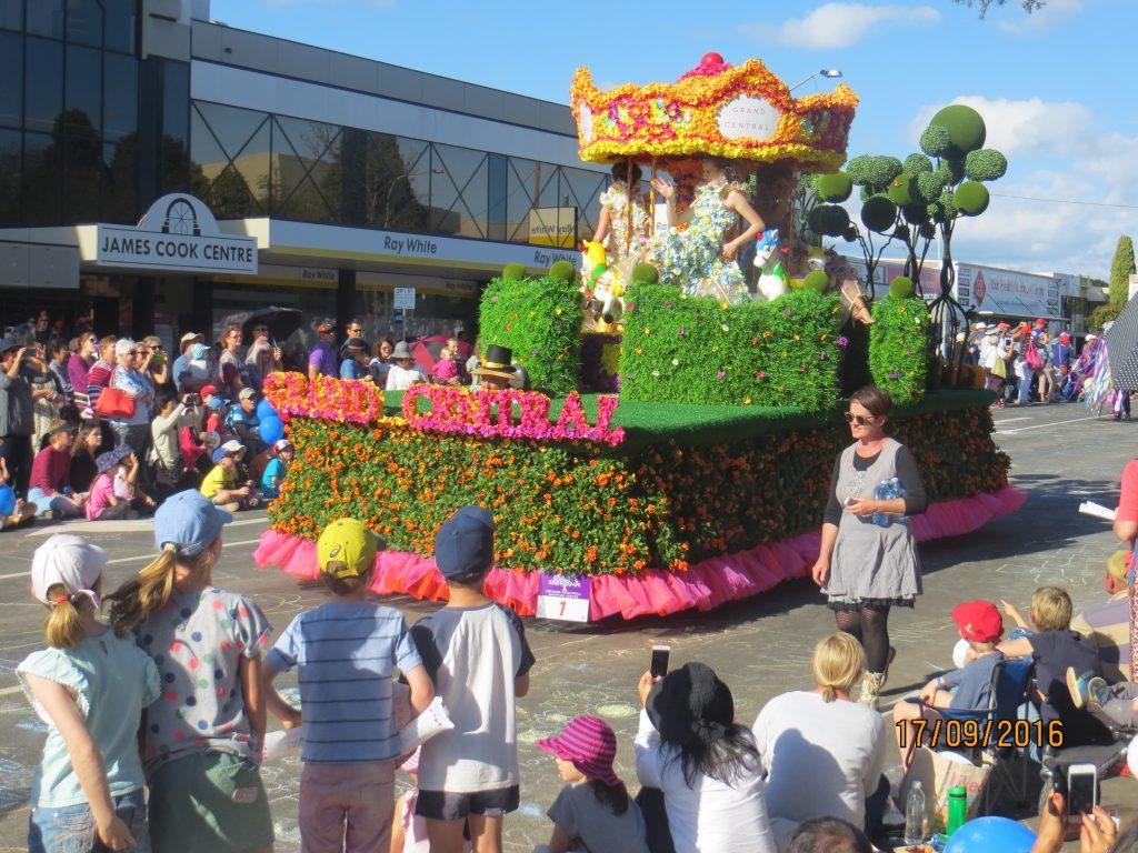 Toowoomba Carnival of Flowers 2016 - © GreenSocks