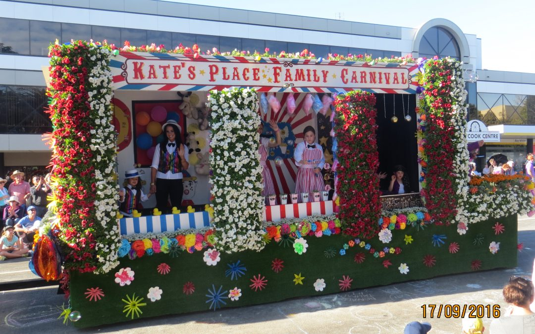 Toowoomba Carnival of Flowers 2016