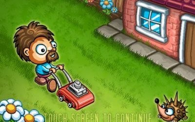 Lets Play Lawn Mowing Video Games